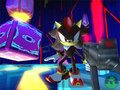 shadow with a gun - sonic-characters screencap