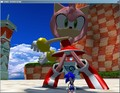 small sonic huge amy - sonic-characters screencap
