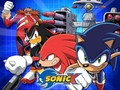 sonic x - sonic-the-hedgehog wallpaper