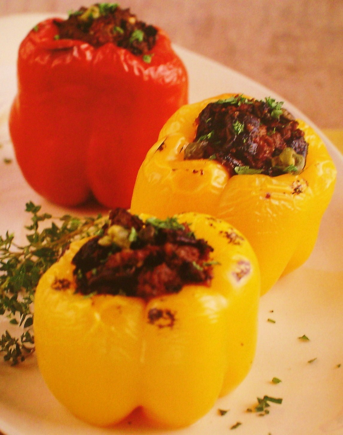 Italian food images stuffed peppers hd wallpaper and for About italian food