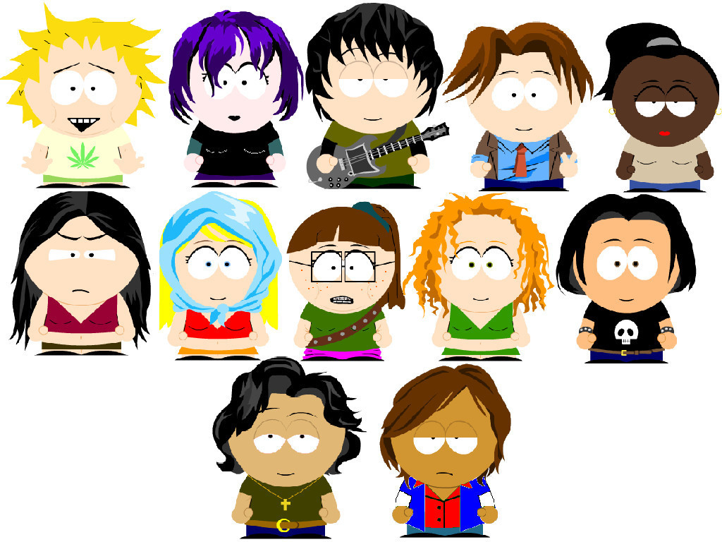 tdi south park style