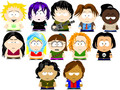 tdi south park style - total-drama-island photo
