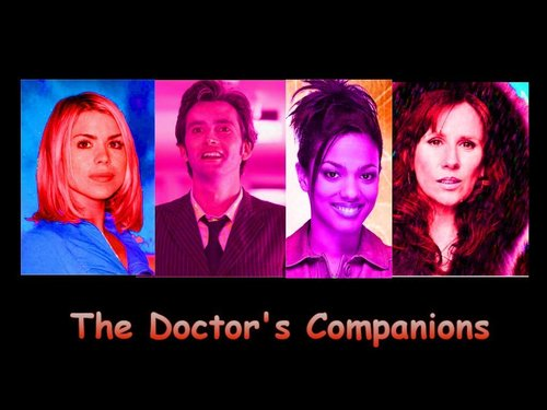 the doctorÞs companions