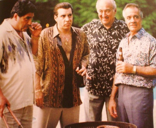 The Sopranos wallpaper called the guys
