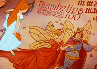 Thumbelina wallpaper possibly containing Anime entitled thumBeliNa