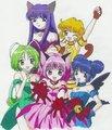 tokyo mew mew team