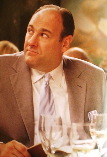 The Sopranos wallpaper with a business suit, a suit, and a two piece entitled tony soprano
