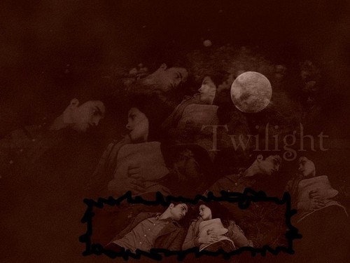 twilight- red - twilight-series Wallpaper