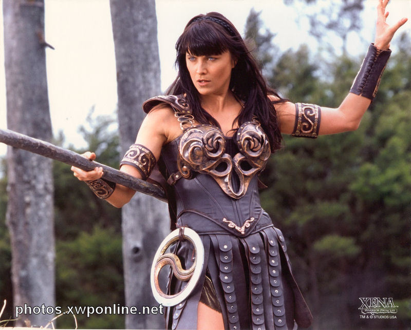 Xena Warrior Princess Costume The Wonder Woman Costume