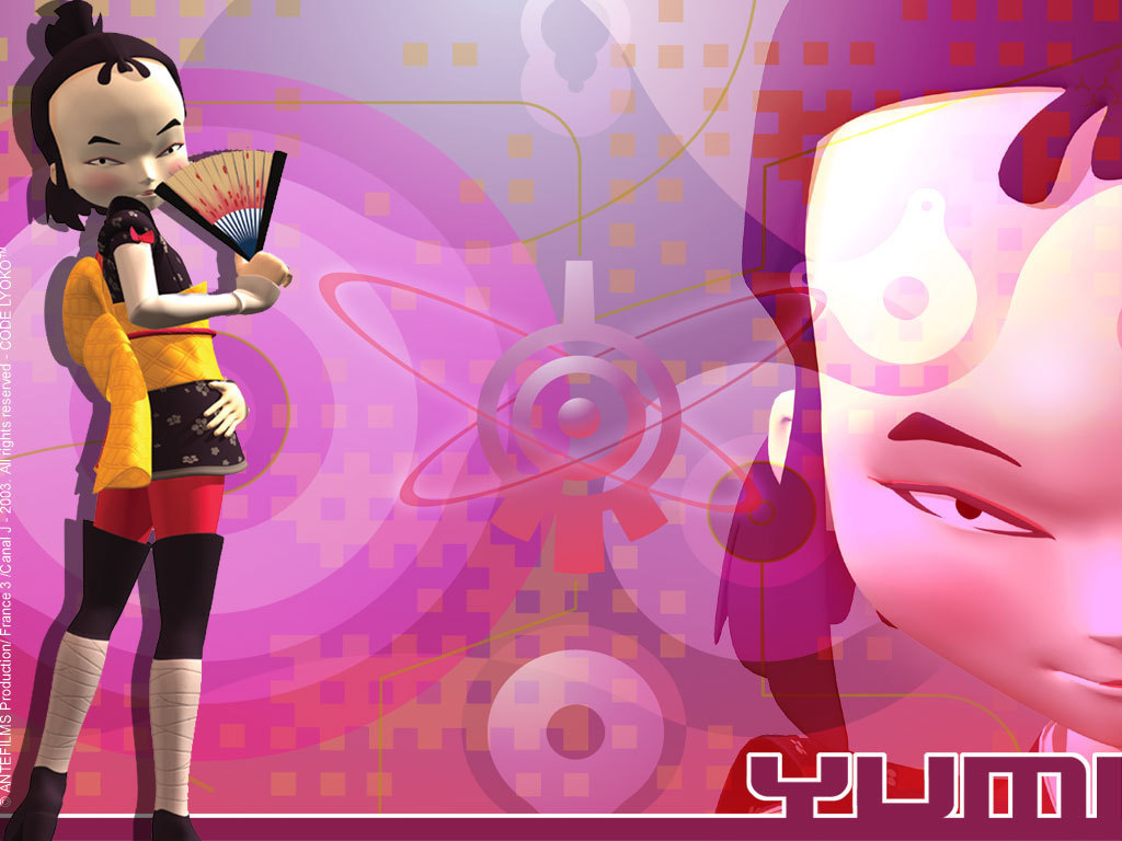 Code Lyoko Fan Club Yumi