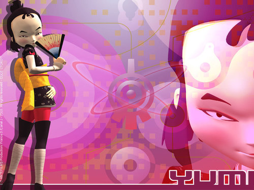 yumi - code-lyoko-fan-club Wallpaper