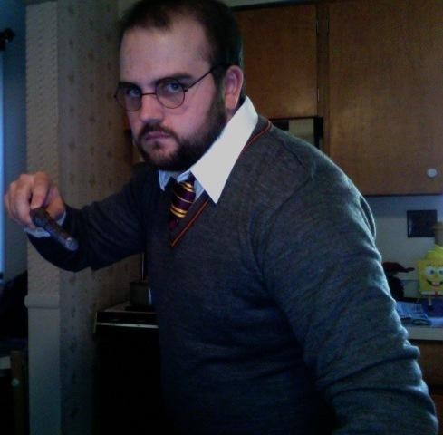 Harry Potter 2009 Halloween