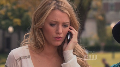 Serena Van Der Woodsen wallpaper probably containing a portrait called 2x06 screencaps
