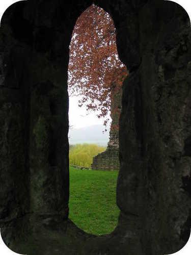 Abergavenny kastil, castle