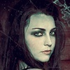 Amy Lee photo with a portrait entitled Amy Lee