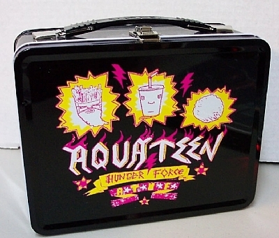 Aqua Teen Hunger Force Lunch Box