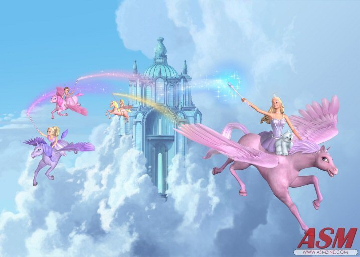Barbie and the Magic of Pegasus - barbie-movies photo