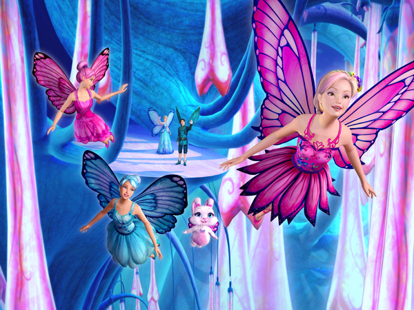 Barbie as Mariposa - barbie-movies photo