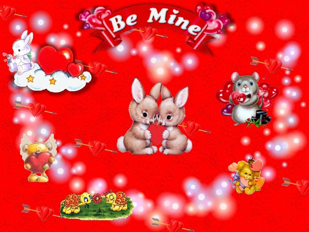 Be Mine - VALENTINES DAY Wallpaper (2623656) - Fanpop