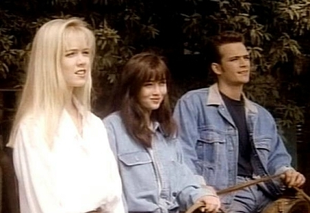 Dylan, Brenda, and Kelly