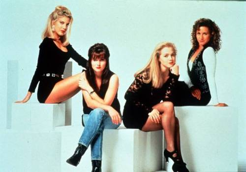 Beverly Hills 90210 Girls - beverly-hills-90210 Photo