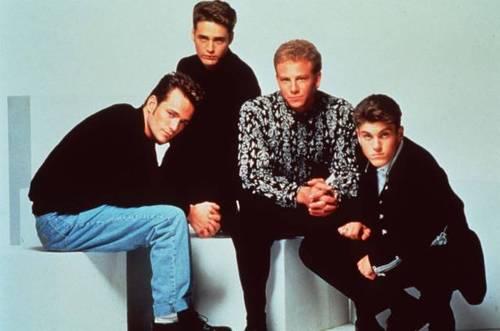 Beverly Hills 90210 Boys
