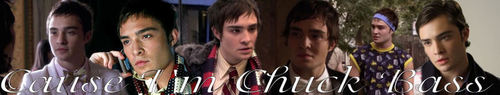 CHUCK bass, besi THE BEST 4EVER!bAnNeR