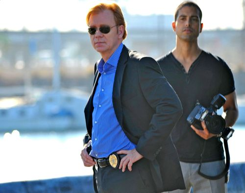 "CSI Miami - 7x09 - ""Power Trip"" - Promotional picha"