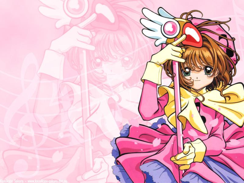 sakura wallpaper girls anime - photo #19