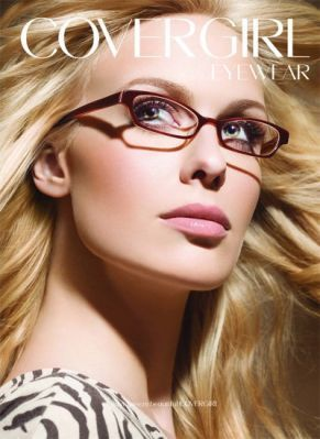 Cari For Covergirl Eyewear