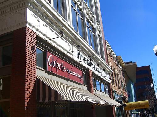 Chipotle - Colorado Springs, Colorado
