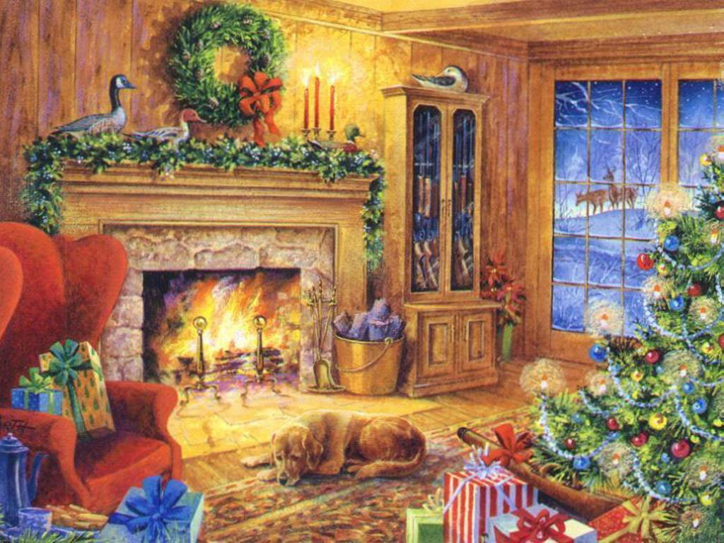 country christmas images - photo #40