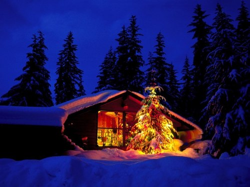 Рождество Обои