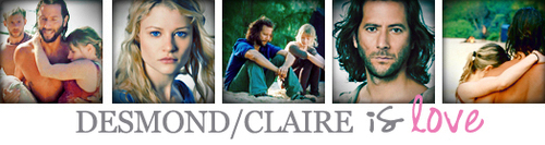 Desmond and Claire