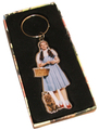 Dorothy and Toto Keychain