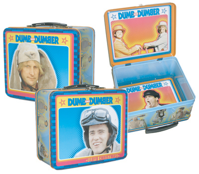Dumb and Dumber Lunch Boxes