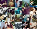 Edward & Bella collage