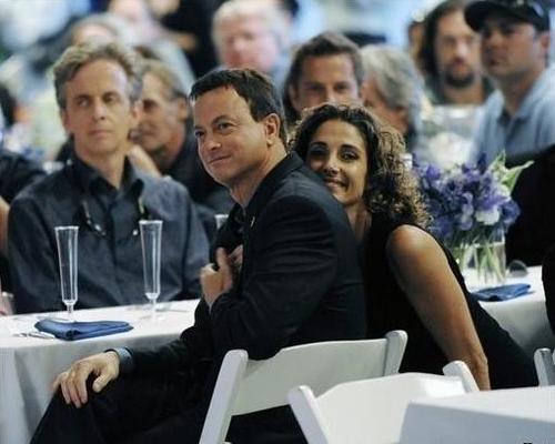 Gary and Melina