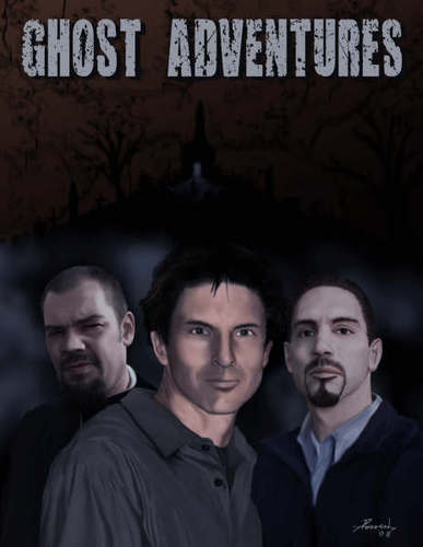 Ghost Adventures wallpaper probably with anime titled GhostAdventures