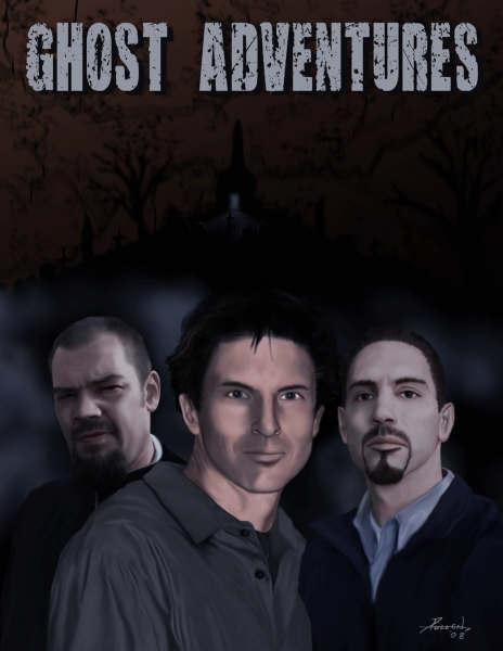 GhostAdventures - Ghost Adventures 464x600
