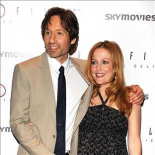 Gillian and David UK Prmiere