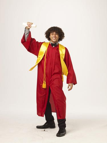 ハイスクール・ミュージカル 壁紙 probably containing an outerwear, a box coat, and an overgarment called High School Musical 3 - Corbin Bleu