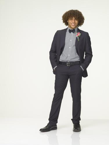 high school musical wallpaper containing a business suit, a suit, and a well dressed person called High School Musical 3 - Corbin Bleu