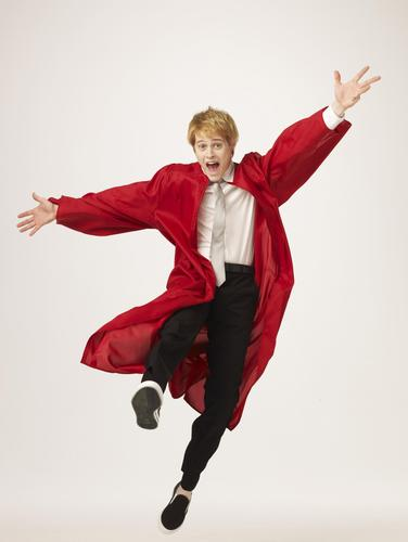 High School Musical wolpeyper called High School Musical 3 - Lucas Grabeel