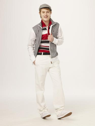 High School Musical wallpaper with a well dressed person and a business suit entitled High School Musical 3 - Lucas Grabeel