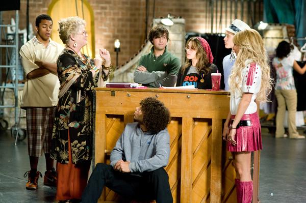 High School Musical 3 Publicity Stills