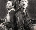House&Wilson - house-and-wilson-friendship fan art