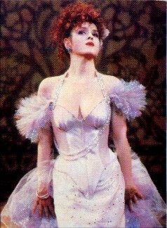 Bernadette Peters as the Witch (Original Broadway Cast)