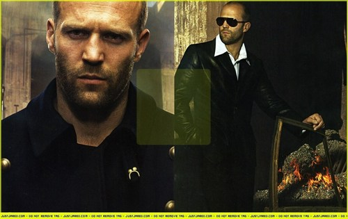 Jason Statham Hintergrund containing a business suit entitled Jason