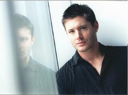 Supernatural Wallpaper Possibly With A Portrait Called Jensen Ackles